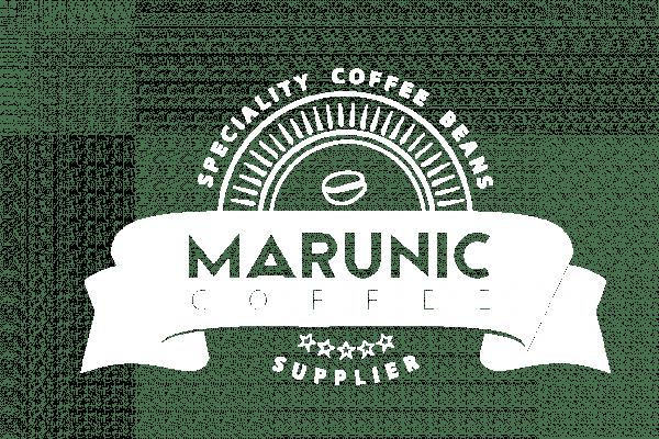 Marunic Coffee Wordmark Logo